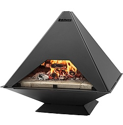 Aduro Pizza oven, black