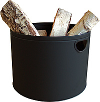 Aduro firewood container, oval